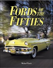 Fords of the Fifties Book~History of Ford Motor Co~Beautiful Color Photos~NEW!
