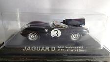 1/43 JAGUAR D TYPE #3 R. FLOCKHART / I. BUEB WINNER 24H LE MANS 1957