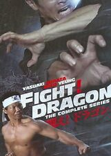 Fight! Dragon: The Complete Series (DVD, 2010, 3-Disc Set)