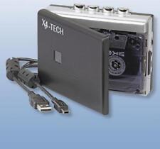 X4-TECH SkyWalker II USB Kassettenspieler und MP3 Digitalisierer