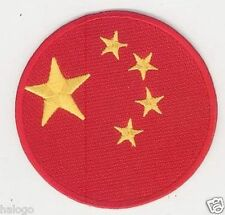 CHINA  FLAG PATCH - FLG54