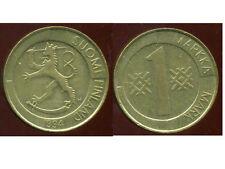FINLANDE 1 markka 1994