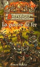 Birthright n° 3 : La guerre de fer Edition Fleuve Noir