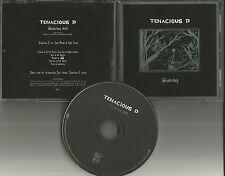 Jack Black TENACIOUS D Wonderboy PROMO Radio DJ CD Single 2001 USA MINT esk24558