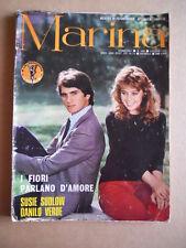 MARINA n°249 1982 FOTOROMANZO edizioni Lancio  [G574]