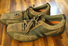 Sketcher Shoes Brown/tan Leather Size 10.5