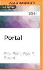Boundary: Portal 3 by Eric Flint and Ryk E. Spoor (2016, MP3 CD, Unabridged)