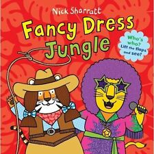 Fancy Dress Jungle-ExLibrary