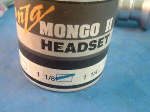 "Onza Mongo ll Needle Roller Bearing NEW / NOS 1-1/8"" Headset- Vintage- NIB++"