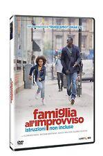 FAMIGLIA ALL'IMPROVVISO - ISTRUZIONI NON INCLUSE (DVD) NUOVO, ITALIANO