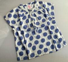 Camisas y blusas de niña de 2 a 16 años azul