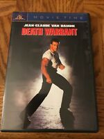 Death Warrant Dvd