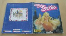 1984 BARBIE ALBUM PANINI COMPLET TBE
