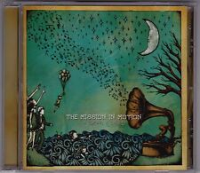 The Mission In Motion - A Curse, A Calling - CD (Shock TJM010)