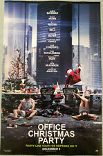 OFFICE CHRISTMAS PARTY poster 11x17 Jennifer Aniston Jason Bateman Olivia Munn