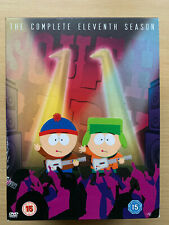 South Park Season 11  DVD Cult US Animated Comedy Series UK Box Set