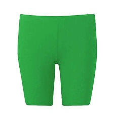 Shorts in Grün für Radsport