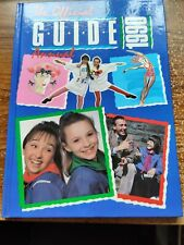 More details for the official girl guide annual 1990