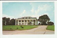 Vintage Postcard (526) - LOUISIANA GOVERNOR'S MANSION - BATON ROUGE, LOUISIANA