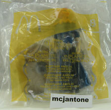 MIP McDonald's 2002 Treasure Planet #8 CAPTAIN AMELIA Toy Disney CAKE TOPPER