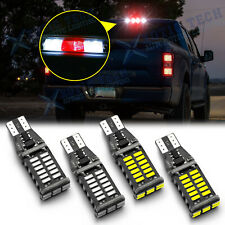 LED White Cargo Truck Light Red Third Brake Bulbs for Ford F-150 1997-2019 2020