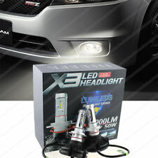 X3 Lumiled H8 H11 bombillas LED de niebla Set Kit Canbus Xenon Luces Coche Bombillas 6000K x2