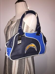 NFL SanDiego Chargers Faux Leather Purse National Football League Philip Rivers!