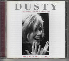 CD ALBUM DUSTY SPRINGFIELD / BEST OF / 24 CLASSIC SONGS