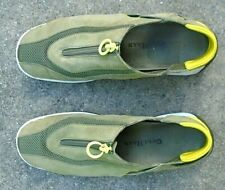 women's Cole Haan olive leather sneakers shoes size 9 B