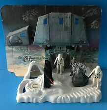 STAR WARS 1980 KENNER HOTH ICE PLANET PLAYSET BONUS FIGURES COMPLETE BOXED