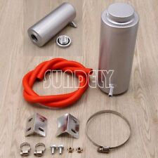 800ml Silver Overflow Catch Tank Radiator Coolant Expansion Tank Bottle Header