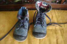 chaussure palladium taille 24 bleu