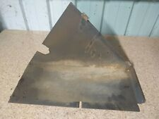 Used Radiator Cover 6557242 - Bobcat 632 Skid Steer