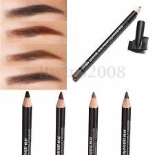 Waterproof Crayon à sourcils Stylo Eyebrow et brosse peigne maquillage Eyeliner