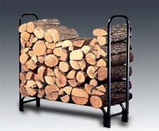 Small Log Store With Protective Cover | Log Store | Log Rack | Cover | Display