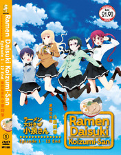 DVD ANIME Ramen Daisuki Koizumi-San Vol.1-12 End English Subs + FREE SHIP