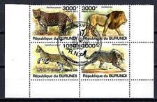 Burundi 2011 Tortues (173) Yvert bloc n° 63 oblitéré used