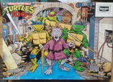 Vintage TMNT New Sealed Teenage Mutant Ninja Turtles Puzzle 1990 RoseArt 100 pcs