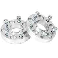 Land Rover Vogue/Sport + Bmw X5 30mm Hubcentric Wheel Spacers Pair (5x120 72.6)