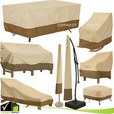 Outdoor Furniture Corver Classic Accessories Patio Waterproof ASSORTED SIZES SET