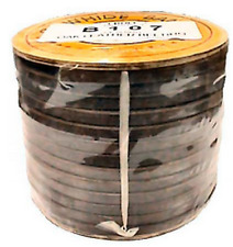 "12""  LEATHER TREADLE BELT BELTING FOR SEWING MACHINE 3/8"" (10mm) B107"