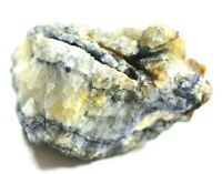 NATURAL BLUE JOHN PIECE - CASTLETON, DERBYSHIRE 7.5 x 6.0 cms 263 gms