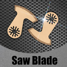1pc Profesional Diamond Carbide Boot Oscillating Saw Blade Fit For Multi Tool