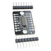 New Dual Retriggerable Monostable Trigger Multivibrator Reset  Module 74HC123D