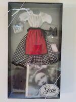"Ashton-Drake Galleries Gene Collection Fashion Outfit  ""La Nina De La plaze""  NR"