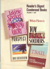 B000E7TTNS Morning Glory / Toy Soldiers / Trail / Prospect (Readers Digest Cond