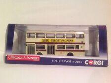 Corgi OM45123A MCW Metrobus, Mk1 Leicester, 88 Ltd Edition No. 0500 of 1000