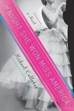 The Night She Won Miss America, Callahan, Michael Book