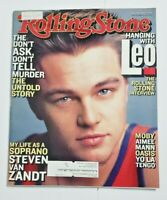 Rolling Stone Magazine Hanging with Leo 835 03/02/2000