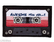 HOOK patch Awesome mix Tape Galaxy Guardians Retro Classic Morale tactical